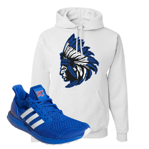 Ultra Boost 1.0 Kansas Hoodie | Indian Chief, White
