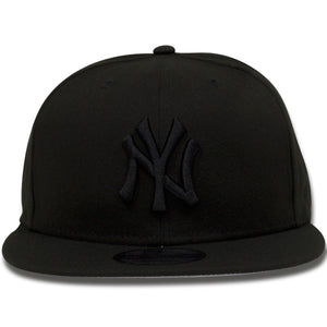 New York Yankees Black Tonal 9Fifty Snapback Hat