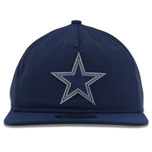Dallas Cowboys 2018 On Field Golfer Mesh Navy Blue Training Snapback Hat