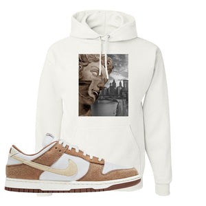 Dunk Low Medium Curry Hoodie | Miguel, White