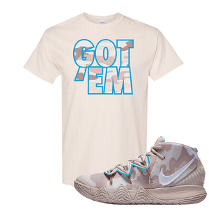 Nike Kybrid S2 What The Inline T-shirt | Got Em, Natural