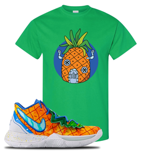 Kyrie 5 Pineapple House T-Shirt | Irish Green, Pineapple House