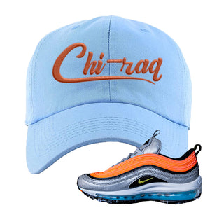 Air Max Plus Sky Nike Dad Hat | Light Blue, Chiraq
