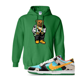 SB Dunk Low 'Chunky Dunky' Hoodie | Irish Green, Sweater Bear
