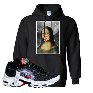 Air Max Plus Supernova 2020 Hoodie | Black, Mona Lisa Mask