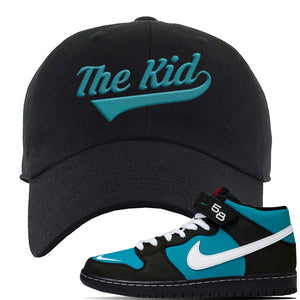 Air Max 90 Easter Dad Hat | Black, The Kid