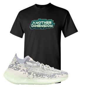 Yeezy 380 Alien T Shirt | Black, Another Dimension