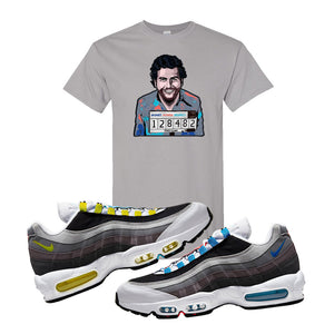 Air Max 95 QS Greedy T Shirt | Gravel, Escobar Illustration