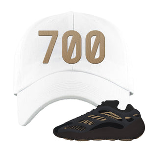 Yeezy 700 v3 Eremial Dad Hat | 700, White