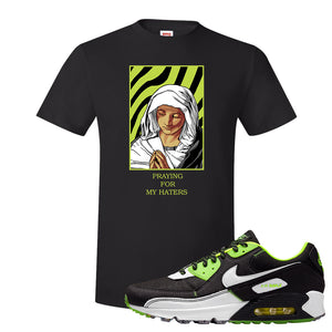 Air Max 90 Exeter Edition Black T Shirt | God Told Me, Black