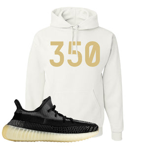 Yeezy Boost 350 v2 Carbon Hoodie | 350, White