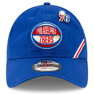 Philadelphia 76ers 2019 NBA Draft On-Stage 9TWENTY Dad Hat