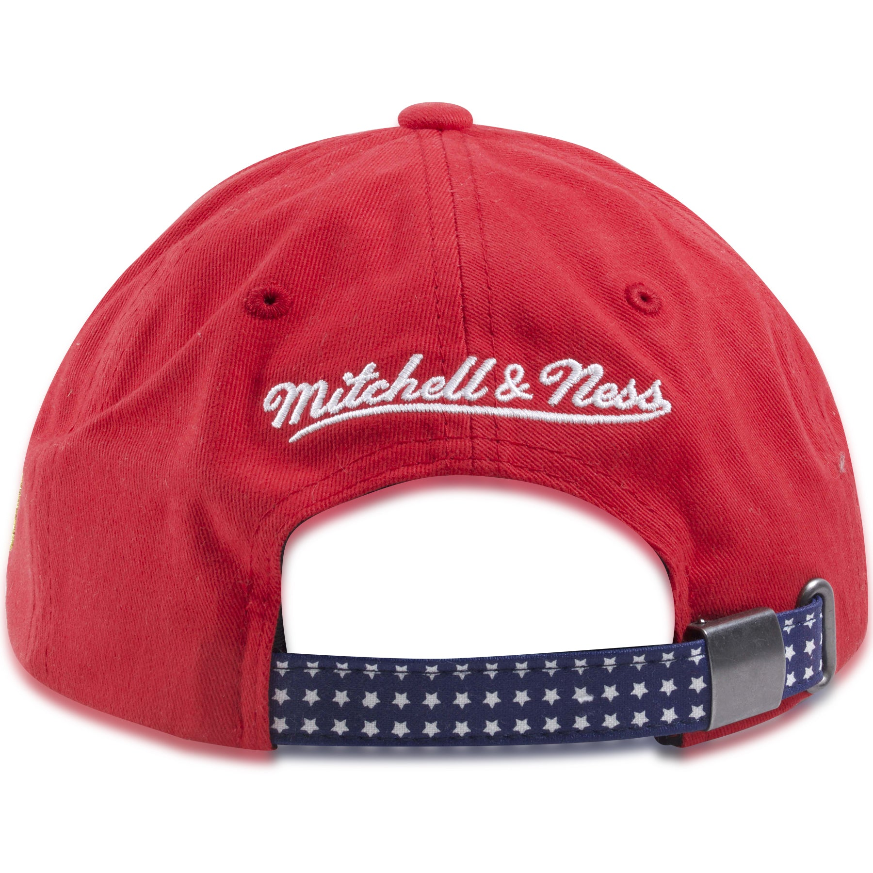 competitive price c4828 47bc0 ... Chicago Bulls Fourth of July Red Flag Patch Adjustable Baseball Cap ...
