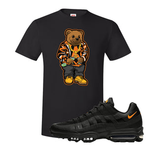 Air Max 95 Ultra Spooky Halloween T Shirt | Sweater Bear, Black