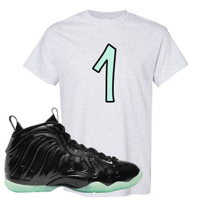 Foamposite One 2021 All Star T Shirt | Penny One, Ash