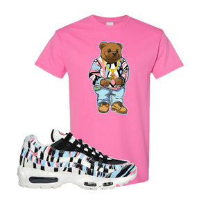 Air Max 95 Korea Tiger Stripe T Shirt | Azalea, Sweater Bear