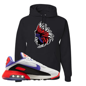 Air Max 2090 Evolution Of Icons Hoodie | Indian Chief, Black