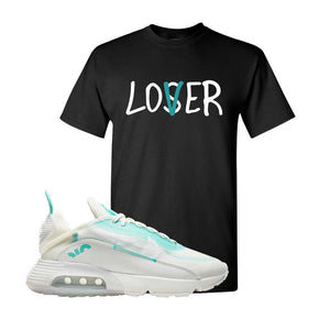 Air Max 2090 Pristine Green T Shirt | Black, Lover