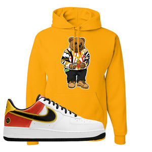 Air Force 1 Low Roswell Rayguns Hoodie | Sweater Bear, Gold
