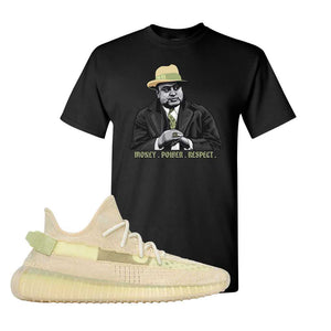 Yeezy Boost 350 V2 Flax T-Shirt | Black, Capone Illustration