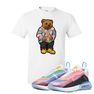 Air Max 2090 BeTrue 2020 T Shirt | White, Sweater Bear