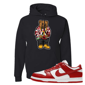 SB Dunk Low St. Johns Hoodie | Sweater Bear, Black