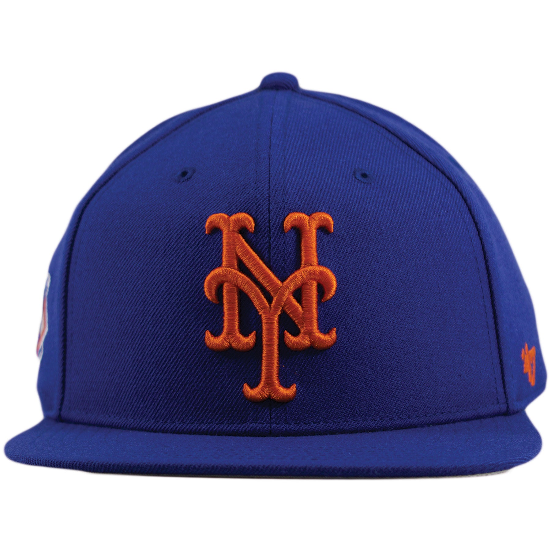 22f128d837185d New York Mets Royal Blue Adjustable Snapback Hat – Cap Swag