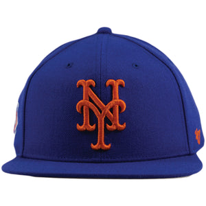New York Mets Royal Blue Adjustable Snapback Hat