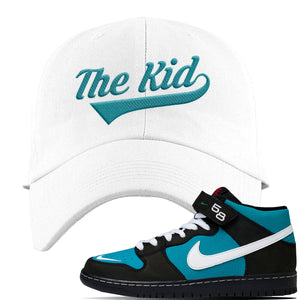 Air Max 90 Easter Dad Hat | White, The Kid