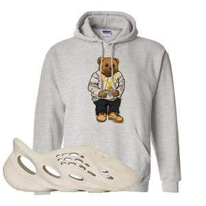 Yeezy Foam Runner Sand Hoodie | Sweater Bear, Ash