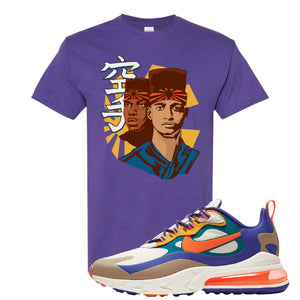 Air Max 270 React ACG T-Shirt | Lilac, Kid N Karate