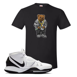 Kyrie 6 Oreo T Shirt | Black, Sweater Bear