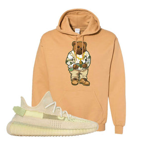 Yeezy 350 v2 Sulfur Hoodie | Old Gold, Sweater Bear