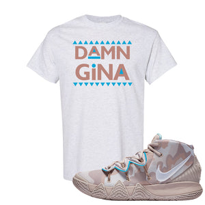 Nike Kybrid S2 What The Inline T-shirt | Damn Gina, Ash
