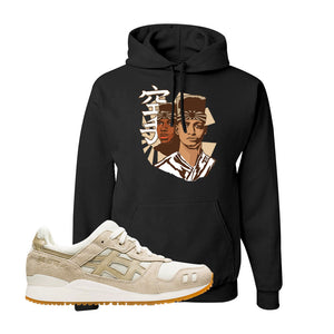 GEL-Lyte III 'Monozukuri Pack' Hoodie | Black, Kid N Karate