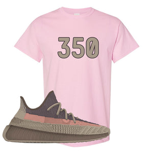 Yeezy 350 v2 Ash Stone T Shirt | 350, Light Pink