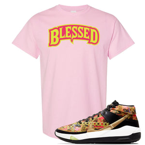 KD 13 Hype T Shirt | Light Pink, Blessed Arch