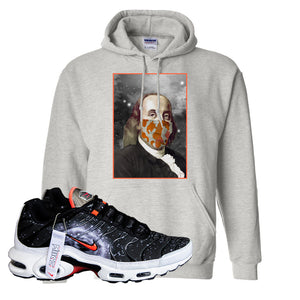 Air Max Plus Supernova 2020 Hoodie | Ash, Franklin Mask