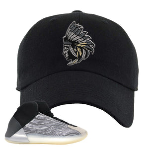 Yeezy Quantum Dad Hat | Black, Indian Chief