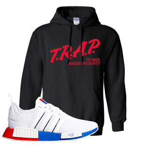 NMD R1 Seoul Hoodie | Black, Trap To Rise Above Poverty