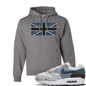 Air Max 1 London City Pack Hoodie | Oxford, Union Jack Flag