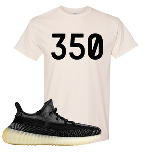Yeezy Boost 350 v2 Carbon T Shirt | 350, Natural
