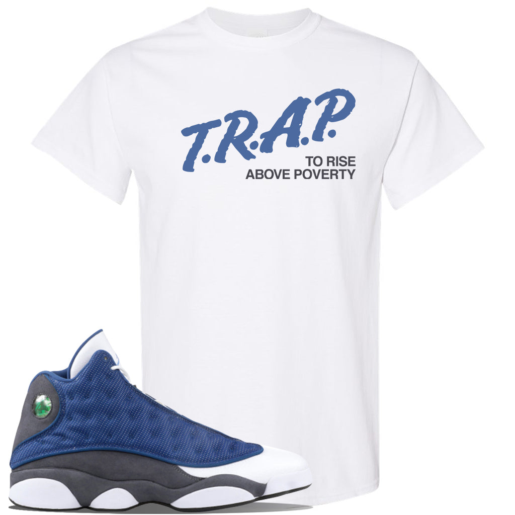 Jordan 13 Flint 2020 Sneaker White T Shirt Tees To Match Nike Air Jo Cap Swag