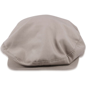 Dorfman Pacific Khaki Adjustable Snap Dress Cap