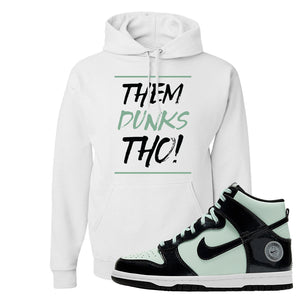 Dunk High All Star 2021 Hoodie | Them Dunks Tho, White