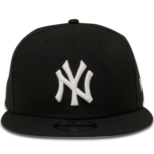 New York Yankees Black / White 9Fifty Snapback Hat