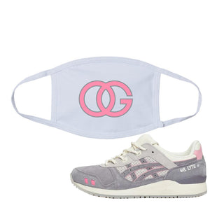 END x Asics Gel-Lyte III Grey And Pink White | OG, White