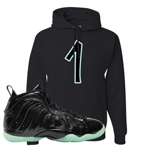 Foamposite One 2021 All Star Hoodie | Penny One, Black