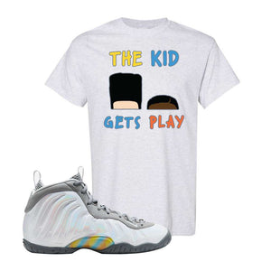 Lil Posite One Rainbow Pixel T Shirt | Ash, The Kids Get Play