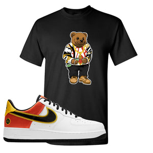 Air Force 1 Low Roswell Rayguns T Shirt | Sweater Bear, Black